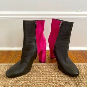 Gianvito Rossi 70 Suede Ankle Boot for Women